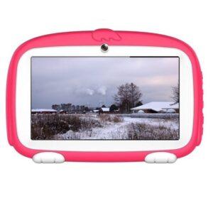7″ Basic rózsaszín gyerektablet 8Gb (21x14cm)