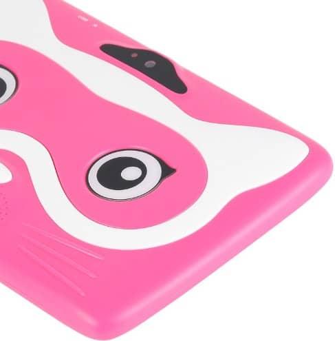 Basic rózsaszín gyerektablet