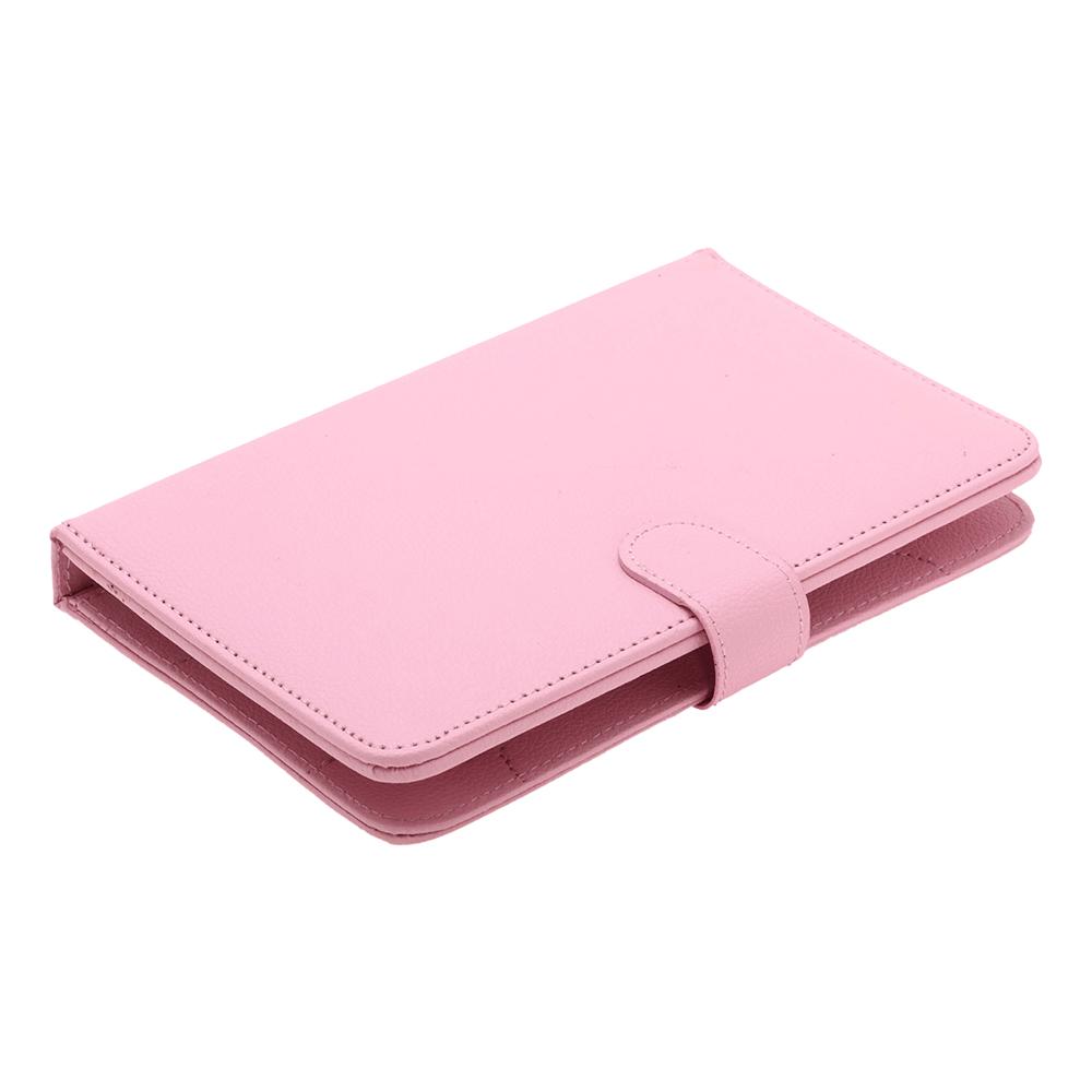 tablet tok billentyűzettel rózsaszín