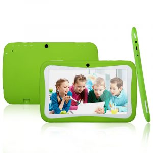 7″ Basic zöld gyerektablet 8Gb (18x12cm)