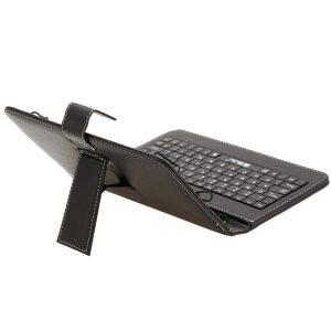 Tablet tok 7″ és 8″ billentyűzettel fekete
