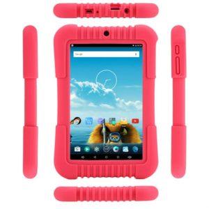 7″ Standard rózsaszín gyerektablet 16Gb (19x12cm)