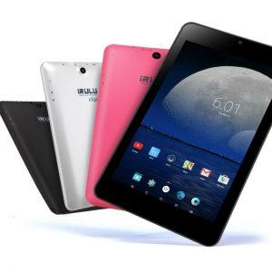 7″ Tanuló tablet sötétszürke 16Gb (18x12cm)