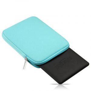 7″ és 8″ Tablet táska – világoskék