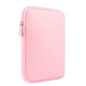 7″ és 8″ Tablet táska – rózsaszín