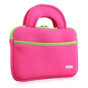 7″ és 8″ Tablet hordtáska – rózsaszín