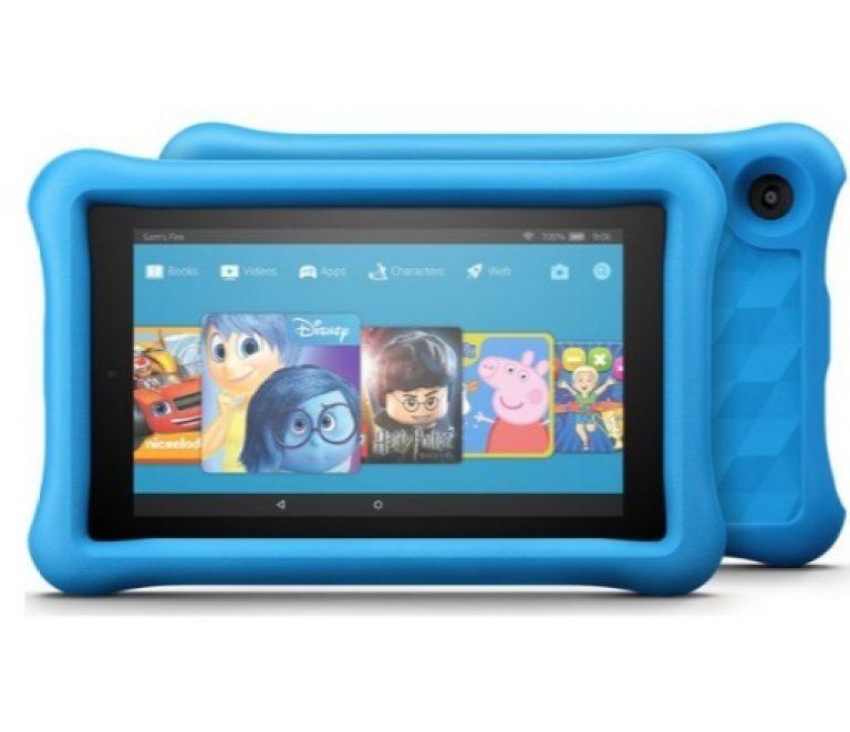 Megérkezett az Amazon Fire Kids Edition 16Gb gyerektablet