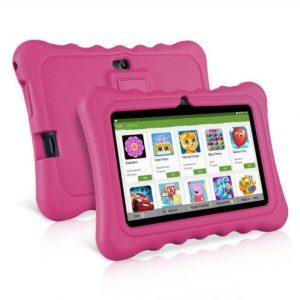 7″ Standard rózsaszín gyerektablet 12Gb (18x12cm)
