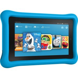 8″ Amazon Fire Kids Edition kék gyerektablet 32Gb (24x15cm)