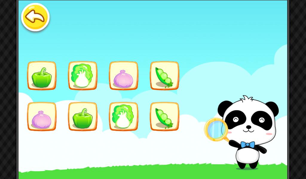 Basic gyerektablet készség fejlesztő játék